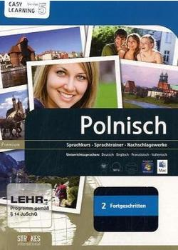 Strokes Easy Learning Polnisch Fortgeschrittene 5.0 (DE) (Win)
