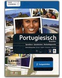 Strokes Easy Learning Portugiesisch Fortgeschrittene 5.0 (DE) (Win)