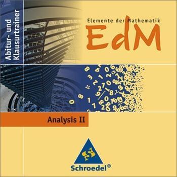 Schroedel Elemente der Mathematik Abitur-und Klausurtrainer Analysis II (DE) (Win)