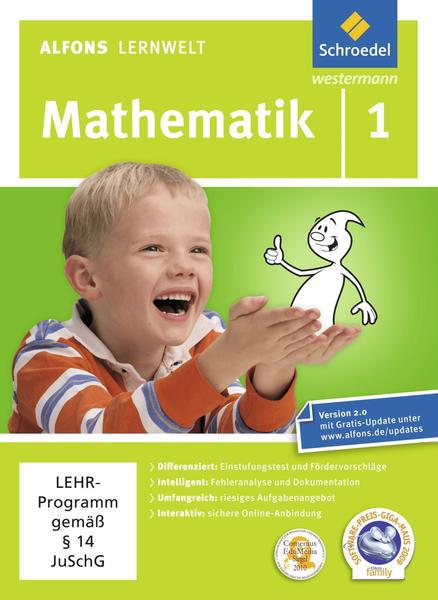 Schroedel Alfons Lernwelt: Mathematik Ausgabe 1 (2009)