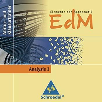 Schroedel Elemente der Mathematik Abitur-und Klausurtrainer Analysis I (DE) (Win)