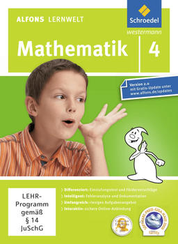Schroedel Alfons Lernwelt: Mathematik Ausgabe 4 (2009)