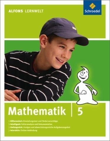 Schroedel Alfons Lernwelt: Mathematik Ausgabe 5 (2009)