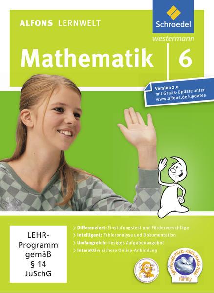 Schroedel Alfons Lernwelt: Mathematik Ausgabe 6 (2009)