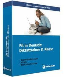 KHSweb.de Fit in Deutsch: Diktattrainer - 8. Klasse (DE) (Win)