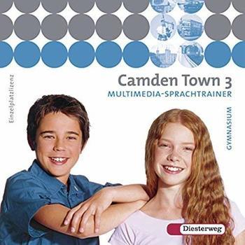 Diesterweg Camden Town 3 Multimedia-Sprachtrainer Gymnasium - Ausgabe 2005 (DE) (Win)