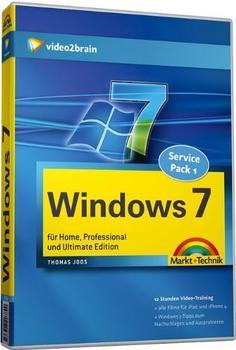 video2brain Windows 7 - Das Video-Training (DE) (Win/Mac)