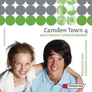 Diesterweg Camden Town 4 Multimedia-Sprachtrainer Realschule und verwandte Schulformen (DE) (Win)