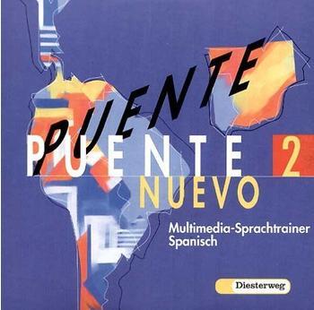 Diesterweg Puente Nuevo 2 Multimedia-Sprachtrainer Spanisch (DE) (Win)