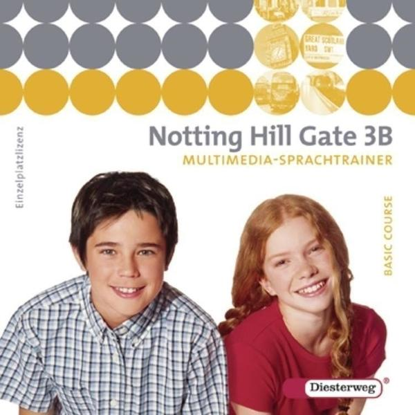 Diesterweg Notting Hill Gate 3B Multimedia-Sprachtrainer - Ausgabe 2007 (DE) (Win)