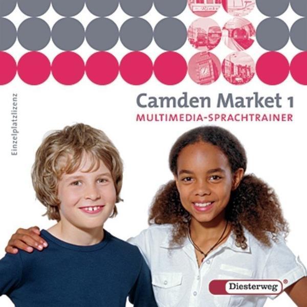 Diesterweg Camden Market 1 Multimedia-Sprachtrainer - Ausgabe 2005 (DE) (Win)