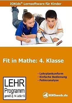 KHSweb.de Fit in Mathe: 4. Klasse (DE) (Win)