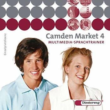Diesterweg Camden Market 4 Multimedia-Sprachtrainer - Ausgabe 2005 (DE) (Win)
