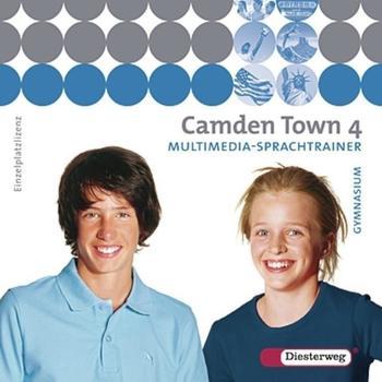 Diesterweg Camden Town 4 Multimedia-Sprachtrainer Gymnasium - Ausgabe 2005 (DE) (Win)