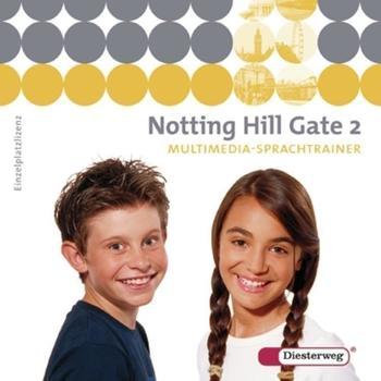 Diesterweg Notting Hill Gate 2 Multimedia-Sprachtrainer (DE) (Win)