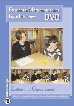 Mildenberger Verlag ElementarMathematisches Basisinterview DVD: Zahlen und Operationen (DE) (Win)