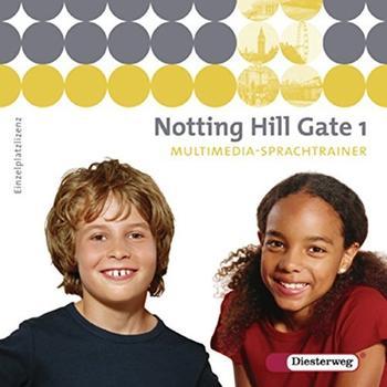 Diesterweg Notting Hill Gate 1 Multimedia-Sprachtrainer - Ausgabe 2007 (DE) (Win)