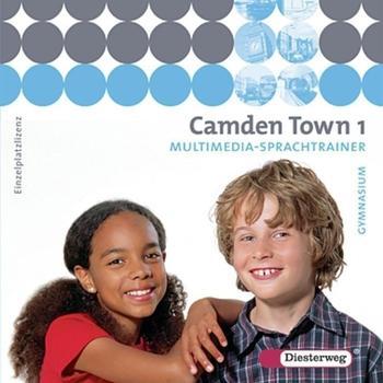 Diesterweg Camden Town 1 Multimedia-Sprachtrainer Gymnasium - Ausgabe 2005 (DE) (Win)