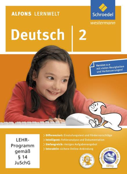 Schroedel Alfons Lernwelt: Deutsch Ausgabe 2 2009