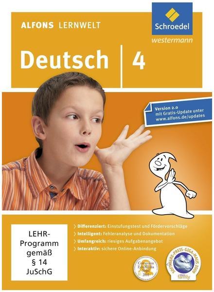 Schroedel Alfons Lernwelt: Deutsch Ausgabe 4 2009