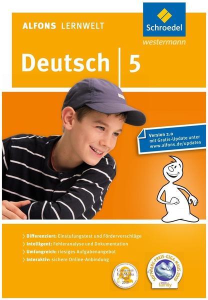 Schroedel Alfons Lernwelt: Deutsch Ausgabe 5 2009