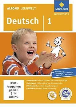 Schroedel Alfons Lernwelt: Deutsch Ausgabe 1 2009