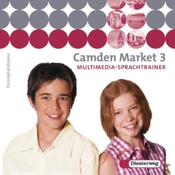 Diesterweg Camden Market 3 Multimedia-Sprachtrainer - Ausgabe 2005 (DE) (Win)