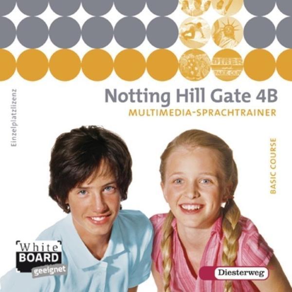 Diesterweg Notting Hill Gate 4B Multimedia-Sprachtrainer - Ausgabe 2007 (DE) (Win)