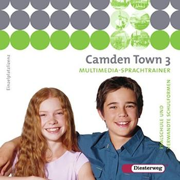 Diesterweg Camden Town 3 Multimedia-Sprachtrainer Realschule und verwandte Schulformen (DE) (Win)