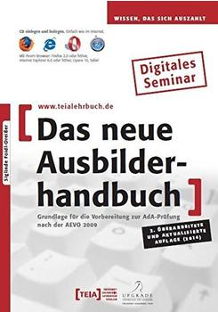 Teia Das neue Ausbilderhandbuch - Digitales Seminar (DE) (Win)