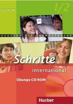 Hueber Schritte international 1/2 Übungs-CD-ROM (DE) (Win/Mac)