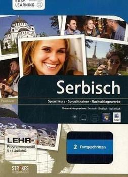 Strokes Serbisch 2 Fortgeschrittene Version 5 (DE) (Win/Mac)