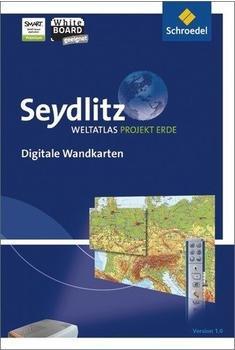 Schroedel Seydlitz Weltatlas Projekt Erde Digitale Wandkarten - Ausgabe 2010 (DE) (Win)