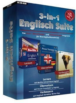 Avanquest 3-in-1 Englisch Suite (DE) (Win)