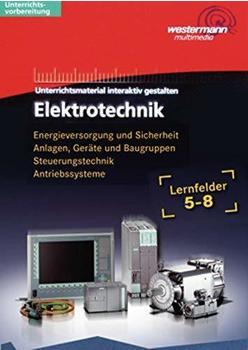Westermann Elektrotechnik Lernfelder 5-8 (DE) (Win)