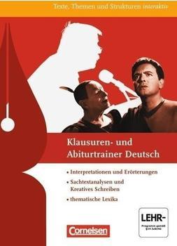 Cornelsen Texte, Themen und Strukturen - interaktiv (DE) (Win)