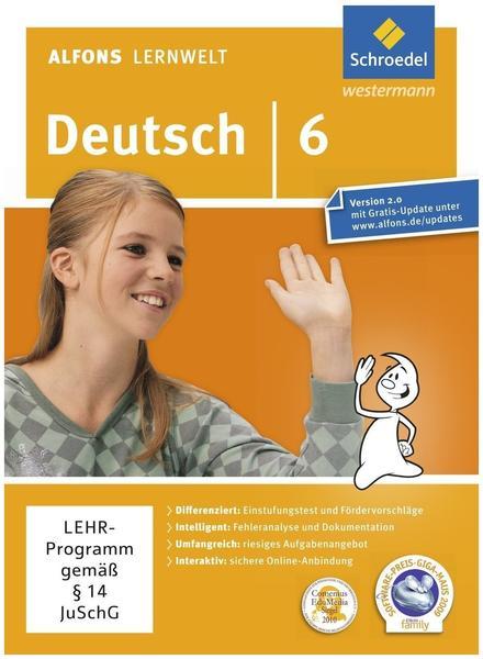 Schroedel Alfons Lernwelt: Deutsch Ausgabe 6 2009