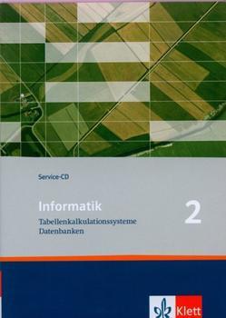 Klett Verlag Informatik 2: Tabellenkalkulationssysteme, Datenbanken Service-CD (DE) (Win)