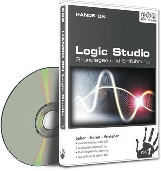 DVD Lernkurs HANDS ON Logic - Grundlagen und Einführung (DE) (Win/Mac)