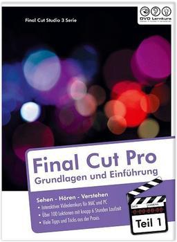 DVD Lernkurs Final Cut Pro - Grundlagen und Einführung (DE) (Win/Mac)