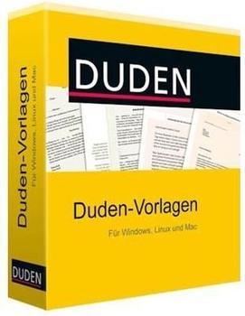Duden Vorlagensammlung Bewerbung PLUS (DE) (Win/Mac/Linux)