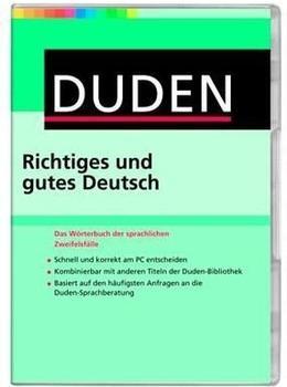 Duden Richtiges und gutes Deutsch 9 (DE) (Win/Mac)