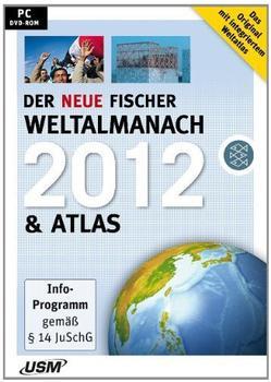 USM Fischer Weltalmanach & Atlas 2012 (DE) (Win)