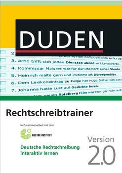 Duden Die deutsche Rechtschreibung (DE) (Win/Mac/Linux)