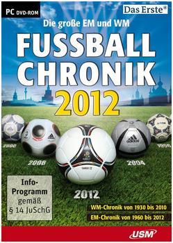 USM Die große EM und WM Fußballchronik 2012 (DE) (Win)