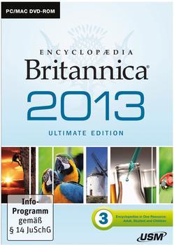 USM Encyclopaedia Britannica 2013 - Ultimate Edition (DE)