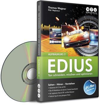 DVD Lernkurs Edius 6 - Aufbaukurs Teil2 (DE) (Win/Mac)