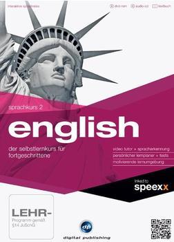 Digital Publishing Interaktive Sprachreise: Sprachkurs 2 Englisch (Win)