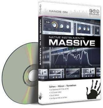 DVD Lernkurs Hands On Massive interaktiver Kurs für selbstständiges Lernen (DE) (Win/Mac)