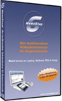 MemoStep6 - der multimediale Vokabeltrainer für Anspruchsvolle (DE) (Win)